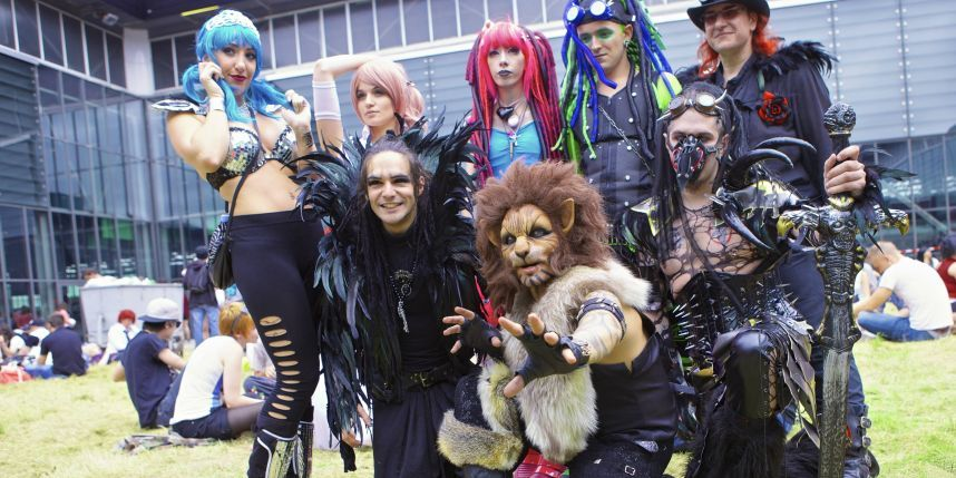 JTH 2015 : petit tour de cosplay